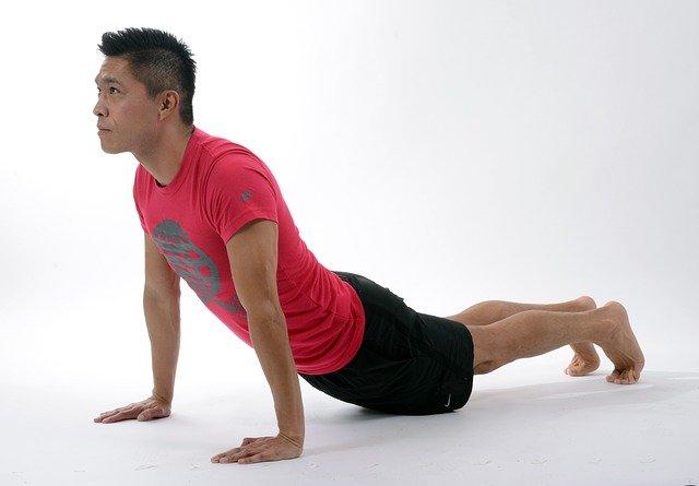 cvičení pilates