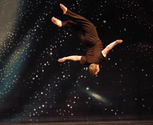 popření gravitace