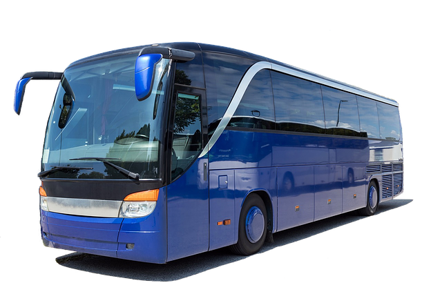 mokrý dálkový autobus