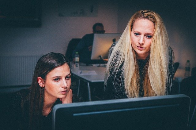 ženy a týmová práce