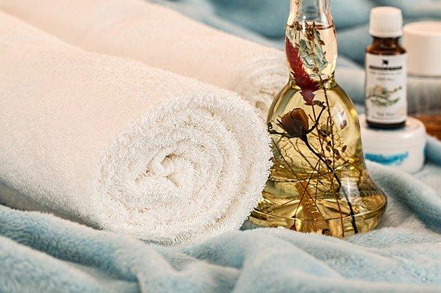 pomůcky na masážní terapii