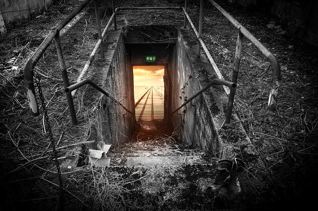 úniková cesta